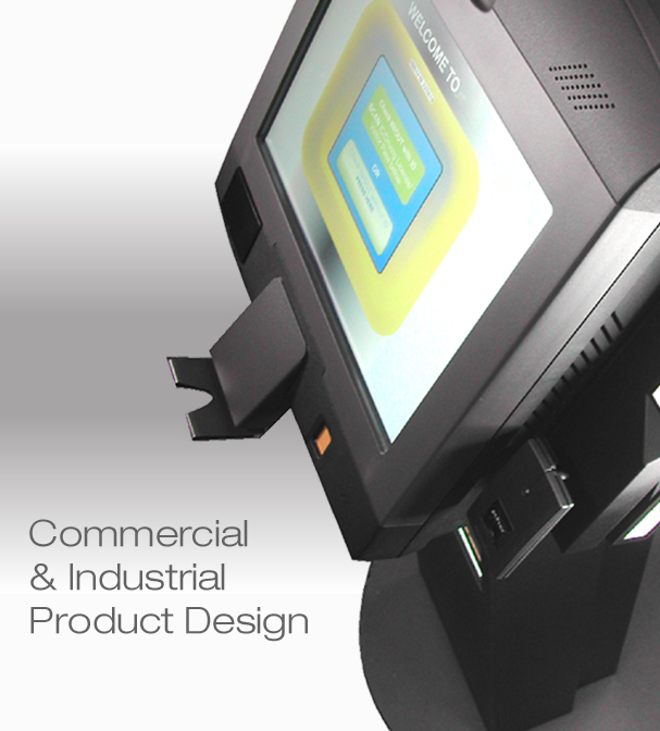 Commercial Industrial Product Design