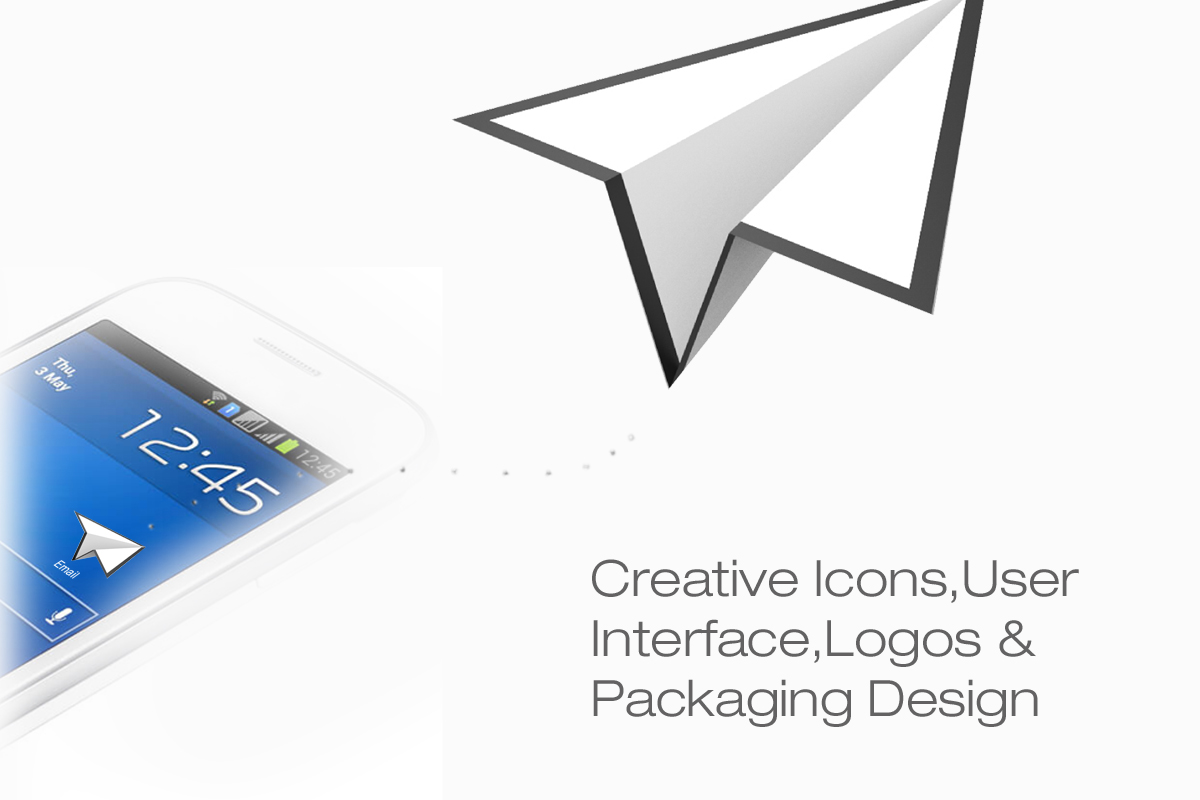 Icons Logos Packaging Design